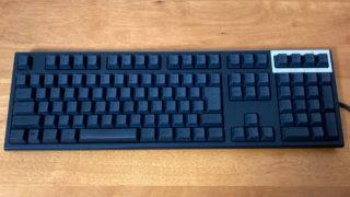 Topre-keyboard-REALFORCE SA R2SA-JP3-BK