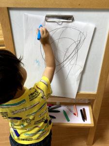 kids-art-easel